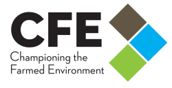 logo: CFE - Campaign for the Farmed Environment
