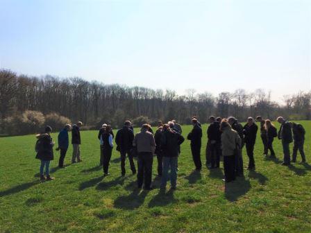CFE farm walk in Cambridgeshire  (Championing the Farmed Environment)