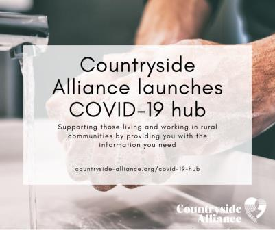 Countryside Alliance launches COVID-19 hub