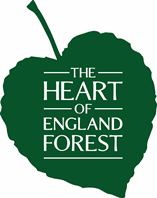 Logo: The Heart of England Forest