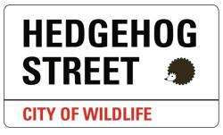 logo: Hedgehog Street