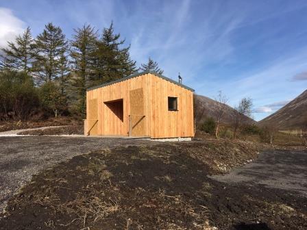 Bla Bheinn car park composting toilet 2019 (Richard Williams / JMT)