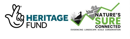 Logo: Nature's Sure Connected - Heritage Fund