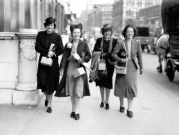 In the early days, the charity was behind the UK's  first zebra crossings and speed limits  (Living Streets)