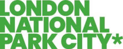 Logo: London National Park City
