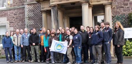 Scottish Countryside Rangers Association Ranger Rendezvous 2018 (SCRA)
