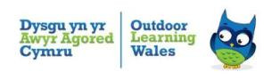 Logo: Outdoor Learning Wales