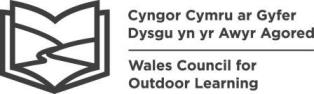 Logo: Wales Council for Outdoor Learning
