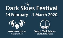 Logo: Dark Skies Festival