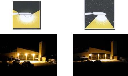 Excess lighting can be reduced whilst maintaining safety and security (Courtesy: International Dark-Sky Association)