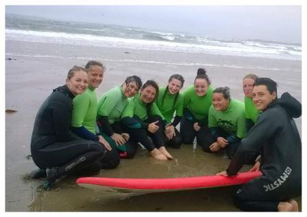 W & G Surfing Rhosneigr (The Outdoor Partnership)
