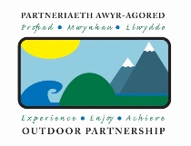 logo: The Outdoor Partnership