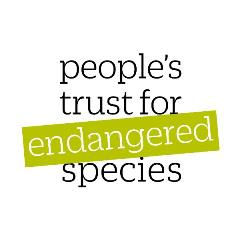 Logo: People's Trust for Endangered Species ( PTES )