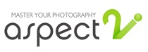 Logo: Aspect - master your photography