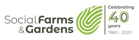 Logo: Social Farms & Gardens