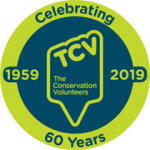 logo: TCV - The Conservation Volunteers