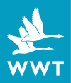 logo: WWT - Wildfowl and Wetlands Trust