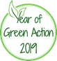 Logo: Year of Green Action 2019