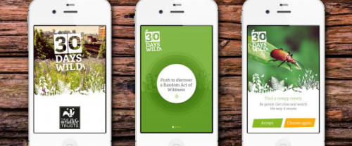 Image: Free 30 days wild mobile phone app!