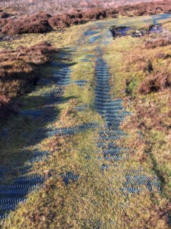 Midhope Moor Track (image: Peak District National Park)