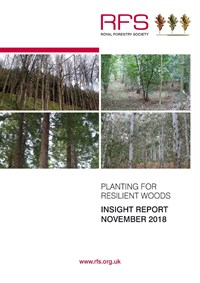 Cover of Insight Survey: Changing woodland report