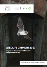Wildlife Crime report cover (WCL)