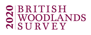 British Woodlands Survey 2020 logo