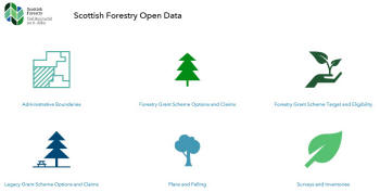 Scottish Forestry Open Data