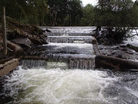 Ogwen fish pass after completion (Natural Resources Wales)