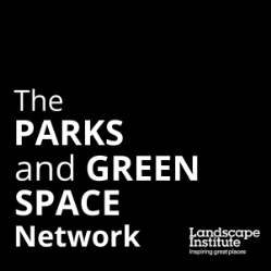 logo: The Parks and Green Space Network