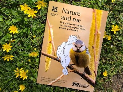 'Nature & Me' Guide (image: University of Derby)