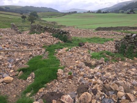 Devastation after floods (credit DSWAPL/P Dolphin)