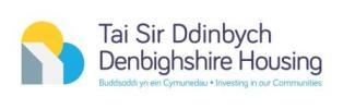 Logo: Denbighshire Housing