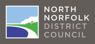 Logo: North Norfolk District Council