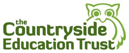 Logo: The Countryside Education Trust