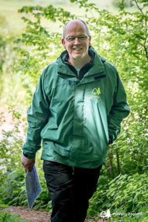 Rod Gentry (Forestry England)