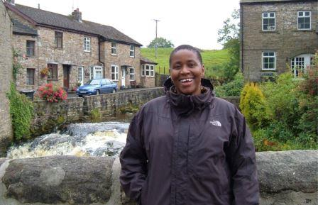 Mosaic's Yvonne Witter (Campaign for National Parks)