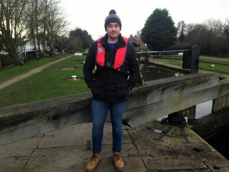 Glen, Canal & River Trust environmental assistant (Canal & River Trust)