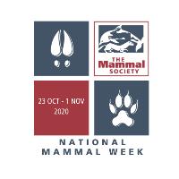 Logo: National Mammal Week