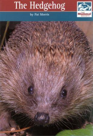 Pat Morris' Hedgehog book cover