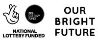 Logo: Big Lottery Fund OUr Bright Future