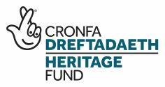 Logo: Cronfa Dreftadaeth l Heritage Fund