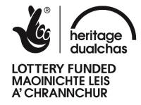 Logo: Heritage Lottery Funded