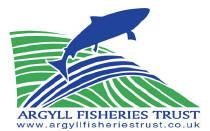 Logo: Argyll Fisheries Trust