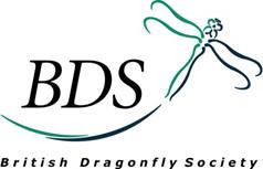 Logo: British Dragonfly Society
