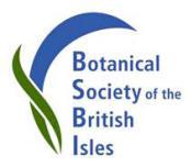 Logo: Botanical Society of Britain and Ireland