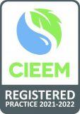 Logo: CIEEM Registered Practice