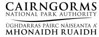 Logo: Cairngorms National Park Authority