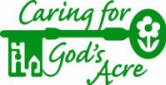 Logo: Caring for God's Acre