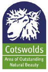 Logo: Cotswolds Area of Outstanding Natural Beauty